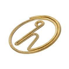 hobo Brass Clip