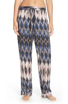 ef9a3f4eaa Asceno by Beautiful Bottoms Silk Pajama Pants