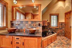 Craftsman bathroom Minnesota listing