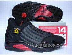 405097b3a26d Air Jordan 14 Retro Varsity Red Black Offres De Noël