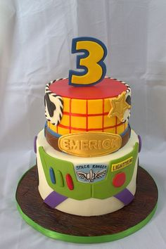 Toy Story Cake | Flickr - Photo Sharing!