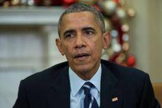 For Obama: Bigger stage, bolder words, same policy.