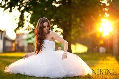 vesela_metla / Krátke svadobné šaty, retro tylové svadobné šaty