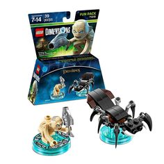 WARNER HOME VIDEO GAMES Lego Dimensions Lord of the Rings Gollum Fun Pack