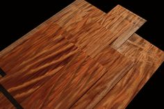 Uniquely Figured African Mahogany Bookmatched Sets