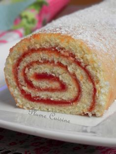 cake rolls easy / cake roll recipes - cake roll - cake rolls easy - cake roll recipes easy - cake roll from box cake - cake rolls christmas - cake roll recipes christmas - cake roll videos Cake Roll Recipes, Cookie Recipes, Snack Recipes, Desserts With Biscuits, Easy Smoothie Recipes, Ice Cream Recipes, Sweet Recipes, Food And Drink, Yummy Food