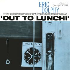 Eric Dolphy, Out to Lunch! in High-Resolution Audio - ProStudioMasters