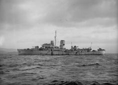 HMS Orchis was the first ship fitted with the very successful 10-cm wavelength Type 271 radar enabling detection of a surfaced submarine at 5000 yards or a submarine periscope at 1300 yards. Orchis was assigned first to the 4th Escort Group based at Greenock[4] and then to Escort Group B3 of the Mid-Ocean Escort Force through early 1944. Orchis escorted convoy ONS-18 during the battle of Convoys ONS-18/ON-202