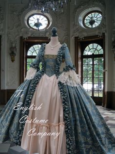 Fully corseted Rococo colony Georgian 18thc Marie Antoinette on the court Gown Dress in HOT !!! Global Freeshipping Royal Palace Chinese Style Marie Antoinette Dresses Women's Movie CostumeUSD 368.00 dresses on Aliexpress.com | Alibaba Group