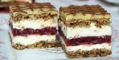 tort-cirese-2 Romanian Desserts, Fruit List, Christmas Dishes, Sweet Desserts, Cake Cookies, Cookie Recipes, Sweet Treats, Food And Drink, Sweets