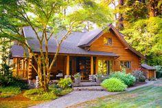 Tradycyjne domy z bali. Czy warto?