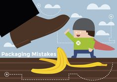 4 #packaging #design #mistakes to avoid - #Packly #tips