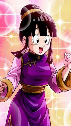 Chi chi from dragon ball anime Dragon Ball Z, Milk Y Goku, Nicki Larson, Akira, Milk Drawing, Milk Photography, Milk Art, Chibi, Clean Eating Soup