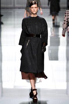 Christian Dior Fall 2012 Ready-to-Wear Fashion Show - Kasia Struss (Women)