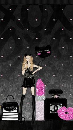 Diamond Wallpaper, Glitter Wallpaper, I Wallpaper, Flower Wallpaper, Designer Wallpaper, Wallpaper Backgrounds, Best Iphone Wallpapers, Cute Wallpapers, Pink Walpaper