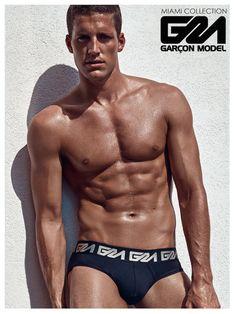 Garcon Model underwear - Miami Collection