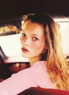 Kate in Harper's & Queen, October 1993