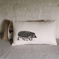 Sweet Hedgehog Cushion