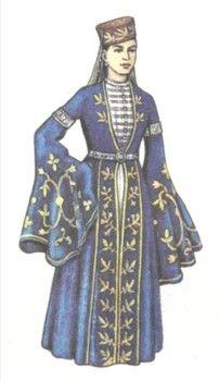 Kafkas dress
