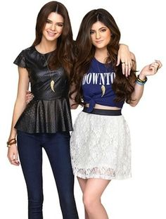 Kendall and Kylie's jewelry line is surprisingly cute!