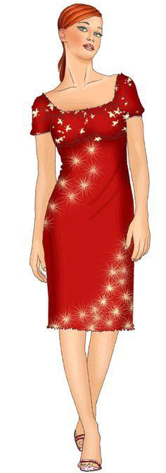 Vista previa - # 5432 vestido con corpiño reunidos