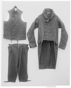 Suit - 1810-20.  Percy wore up to the minute fashion, expensive, well cut...yet rumpled and undone.  As time went on he rarely wore coats, or hats.