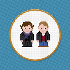 (10) Name: 'Embroidery : BBC Sherlock Cross Stitch Pattern