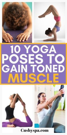 If you are wanting to build more toned muscle in your body you need these great poses for a perky butt! Incorporate these great yoga poses into your next yoga practice to start building more lean muscle! #Yoga #Yogi Easy Yoga Poses, Yoga Poses For Beginners, Workout For Beginners, Yoga Facts, Yoga Posses, Perky Butt, Workouts For Teens, Thigh Muscles, Psoas Muscle
