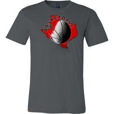 Texas Tech Basketball Men's T-Shirt