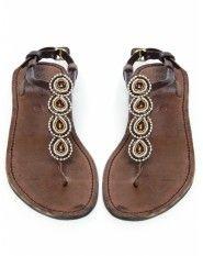 Women's Aspiga Maro Flower Sandals | JULES B