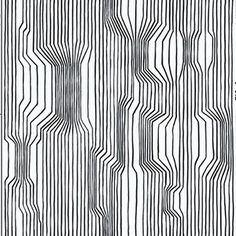 Frekvenssi 396x27.6 White, $125, now featured on Fab. Finnish fashion and textile brand Marimekko is recognized around the world, with a cult-like following built around its captivating colors and powerful prints. To surround yourself with this iconic imagery, look no further than NewWall's collection of wallpaper—exclusively curated from Marimekko's archives.