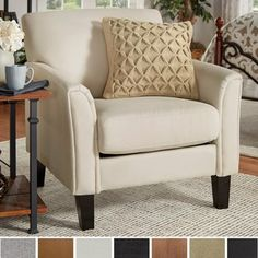 Shop for TRIBECCA HOME Uptown Modern Accent Chair. Get free shipping at Overstock.com - Your Online Furniture Outlet Store! Get…