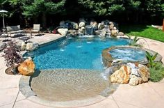 Mountain Oasis from Litehouse Pools and Spas