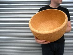 Industrial design products - Is cork the future of furniture design?