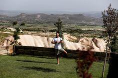 Greeting a wonderful week with joy and peace in the gardens of Ariana | Huzur ve keyif dolu bir haftaya merhaba