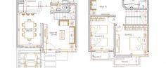 Decoração e Projetos – Projetos de casas modernas e pequenas grátis