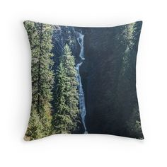 Nature Pillow  -- Desinger  made. www.DigiColorCreations.com produced in USA.