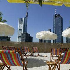 Beach club Frankfurt