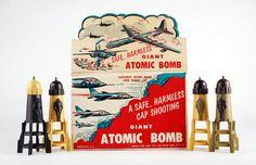 Giant Atomic Bomb - Royal Toy Mfg | Flickr - Photo Sharing!
