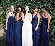 How to select bridesmaids? Tip No.1: STAY TIGHT-LIPPED