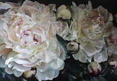 Marcella Kaspar_Kiss of Peace_106cmx152cm_oil on linen_2015   Flickr - Photo Sharing!
