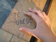 Te iubesc ~ Romanian