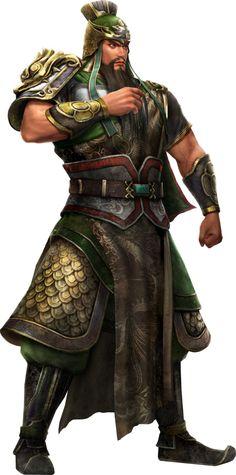 Guan Yu - Dynasty Warriors 8