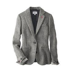 Ines Tweed Jacket Uniqlo Jacken, Tweed-jacken, Polo Ralph, Schuh 10191ad199
