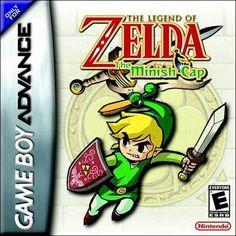 The Legend of Zelda: Minish Cap for Game Boy Advance @ www.thegamingwarehouse.com/the-legend-of-zelda-minish-cap-for-game-boy-advance-used/