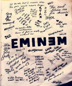 Eminem ||||| Slim Shady