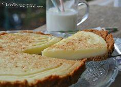 Torta al latte e biscotti ricetta dolce