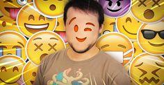 A moda agora é Emoji