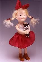 COLLECTIBLE FAIRY DOLLS, Elizabeth Cooper, fairy Collection, Available from our doll shop, just-imagine-dolls.com!