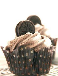 On dine chez Nanou: Oreo Cupcakes